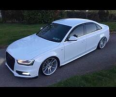 Audi wanted