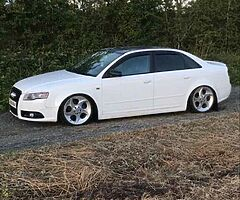 LOOKING for 50mm/ 60mm springs or Coilovers for B7 A4