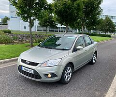 2009 ford focus 1.6 diesal  tax till 9/20 cheap tax 280€ for year