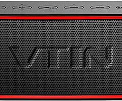 Portable Bluetooth Speaker 14W Powerful Bluetooth 4.2 Waterproof IPX6 Speaker with Bass + Exclusive