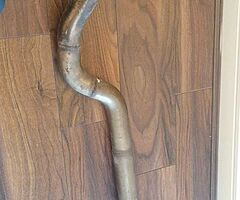 Striaght pipe