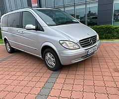 Mercedes viano ambient automatic 2.2disel