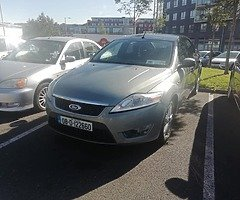 Ford Mondeo diesel automatic braking only