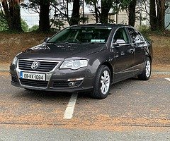 08 passat cheap tax 1.9 tdi 105bhp Highline full leather