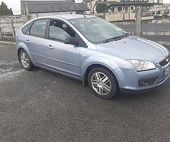2005 Ford Focus Hatch NCT@TAXED. Manual Transmission