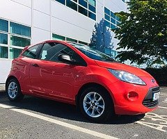 Ford KA 1.2petrol 2010 Manual!
