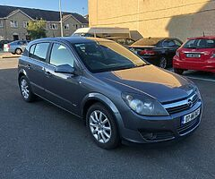 07 Opel Astra 1.4 petrol nct 10.20  tax 08.20 low kilometres only 147000 drive like new car new tyre
