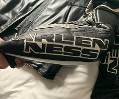Arlen Ness Motorcycle leathers