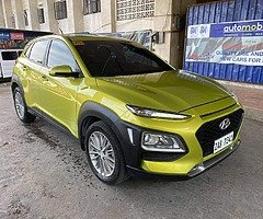 RUSH SALE!! RUSH SALE!!   2019 HYUNDAI KONA GLS a/t  (GOOD AS BRANDNEW)