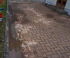 Powerwashing service