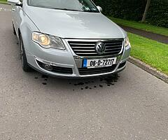 Vw passat 1 .6 petrol no nct tax 92020