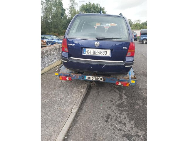 Volkswagen gold 1.9tdi all parts available - 1/5