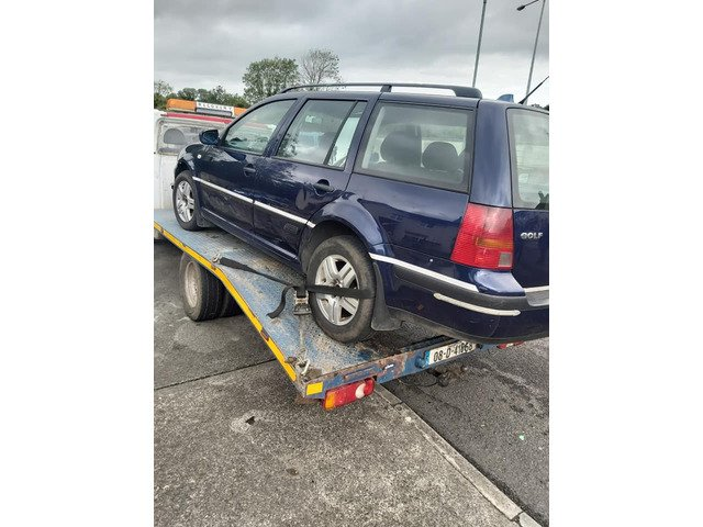Volkswagen gold 1.9tdi all parts available - 4/5