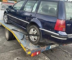 Volkswagen gold 1.9tdi all parts available - Image 4/5