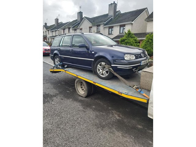 Volkswagen gold 1.9tdi all parts available - 5/5