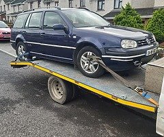 Volkswagen gold 1.9tdi all parts available - Image 5/5