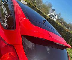 Ford Focus zetec a red edition