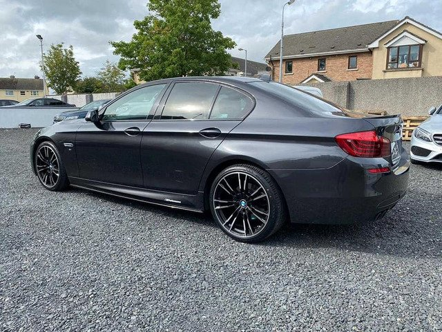 Finance Available BMW 520d M Performance - 1/9