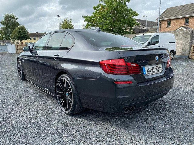 Finance Available BMW 520d M Performance - 5/9