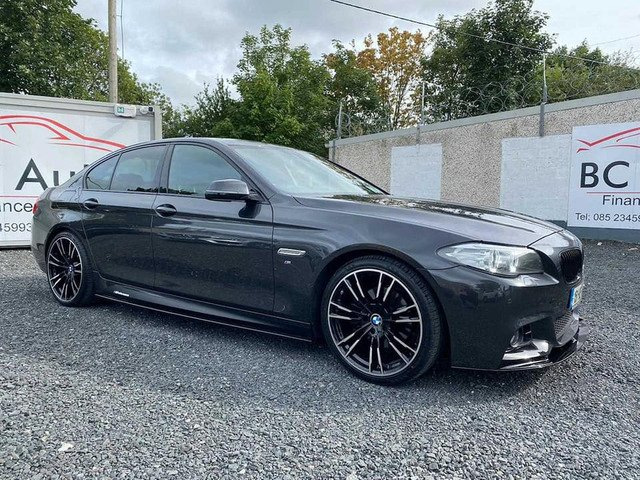 Finance Available BMW 520d M Performance - 2/9