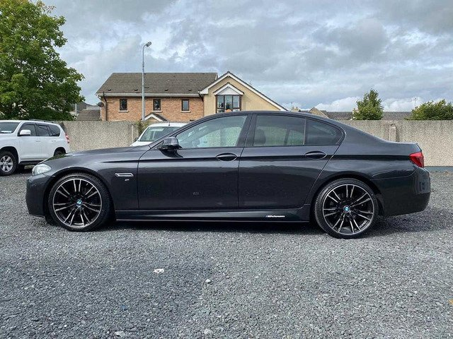 Finance Available BMW 520d M Performance - 8/9