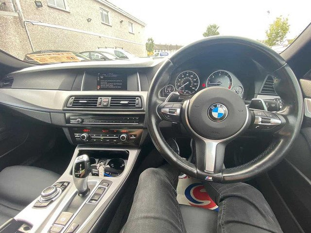 Finance Available BMW 520d M Performance - 9/9