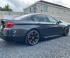 Finance Available BMW 520d M Performance - Image 3/9