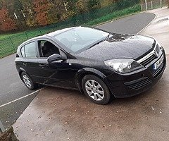2009 Vauxhall astra tested