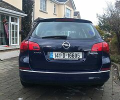 Opel Astra 1.3 Ctdi sports tourer