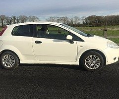 Fiat Grande Punto Nct 07-21 Tax 02-21 3 Door Special Edition