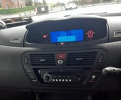 Citroen c4 vtr tested 1.6 diesel