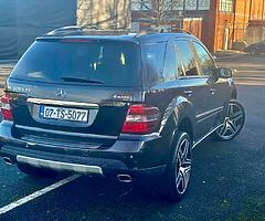 Mercedes Ml320 High Spec 4 Matic