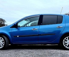 Renault Clio 1.4 Dynamic **LONG NCT **CHEAP TAX**BLUETOOTH - Image 3/7