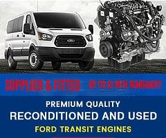 FORD TRANSIT ENGINES. FORD RANGER ENGINES. - Image 1/2