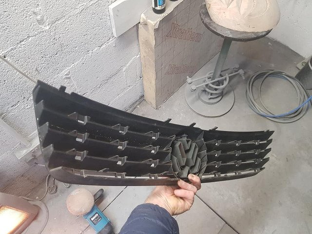 VW Passat grill 97-00 Waterford - 4/5
