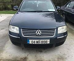 2x 130 Passat for breaking - Image 6/6