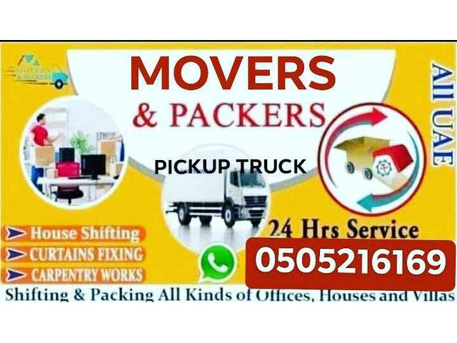 I have a pickup truck for rent dubai any place - 3/3