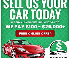 ALL TYPES OF VANS &CARS BOUGHT FOR CASH