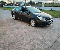 2009 TOYOTA AVENSIS D4D FOR EXPORT