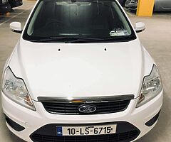 2010 Ford Focus 1.6 Diesel No Offers
