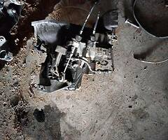 Ford mondeo galaxy gearbox and clutch
