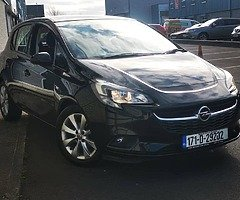 171 Opel Corsa 1.4i Automatic/Long NCT & TAX/Irish