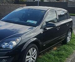 2008 opel astra for sale or swap .