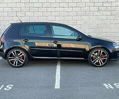 Vw golf 1.4 gt tsi 170hp automatic low km new nct
