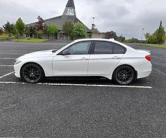 2012 Bmw 320d F30(kitted)