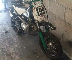 X2 110 pitbikes for sale