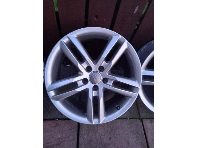 18 rs6 alloys  5x112 8j all no tyres  cheap set no crack  ör weld ' etc   and best offer  take - 2/10
