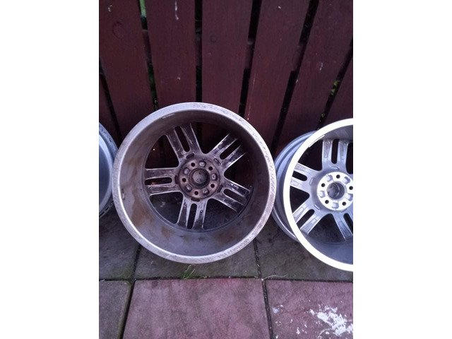 18 rs6 alloys  5x112 8j all no tyres  cheap set no crack  ör weld ' etc   and best offer  take - 8/10