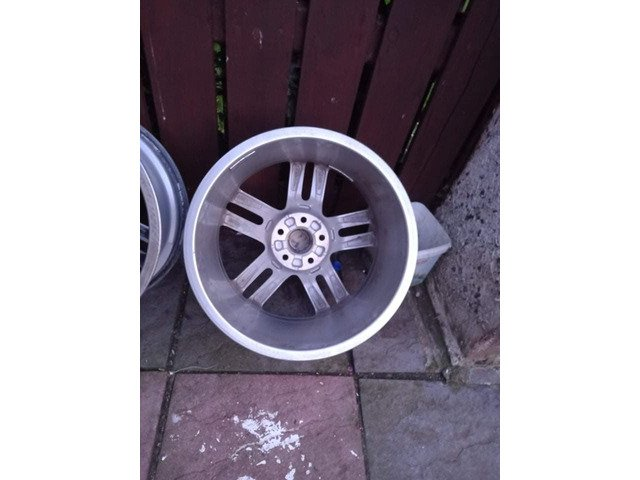18 rs6 alloys  5x112 8j all no tyres  cheap set no crack  ör weld ' etc   and best offer  take - 9/10