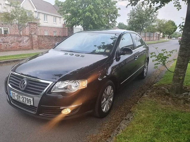 Vw passat 1.6 petrol car can be viewed after 6pm or free on the weekend because working 9am to 5pm - 6/10